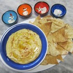 Super Smooth Healthy Hummus – A Middle Eastern Taste Sensation.