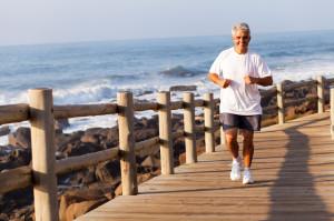 Fitness program Jogging
