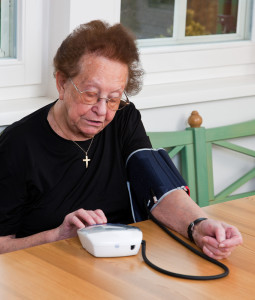 How to check your own blood pressure