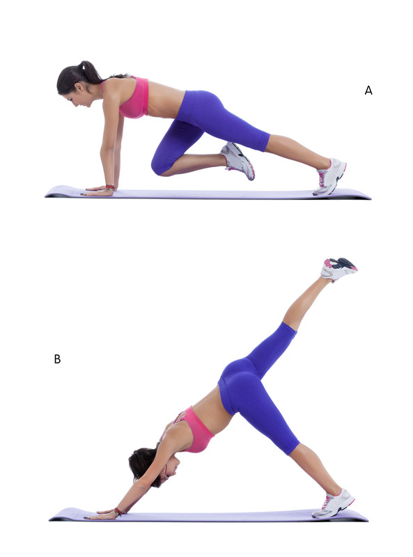 ab exercises for bad back