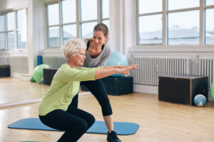 pilates for women over 50