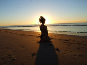 weight loss and meditation