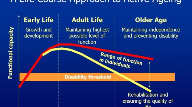 active ageing concept