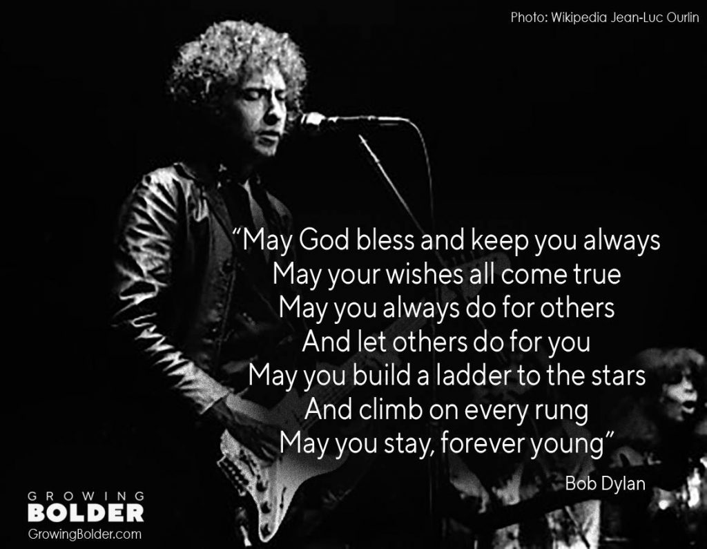 Bob Dylan - Forever Young
